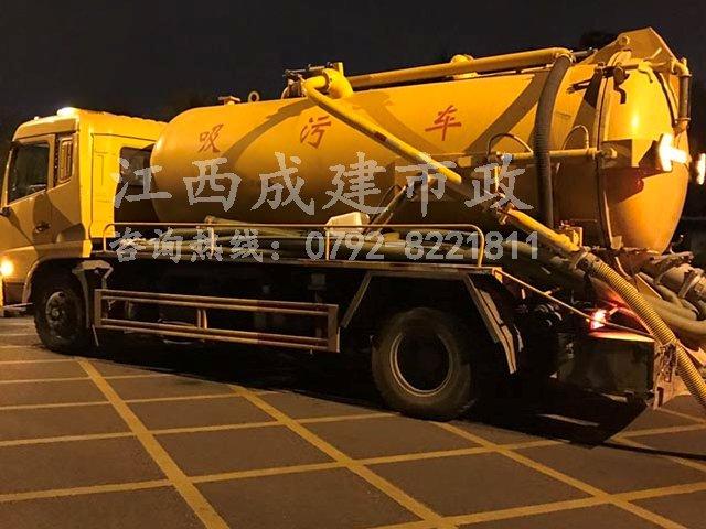 常用的管道清淤技术和方法